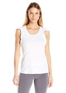 Jockey Women's Flutter Sleeve Top
