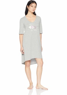 Jockey Women's Graphic Sleepshirt  M