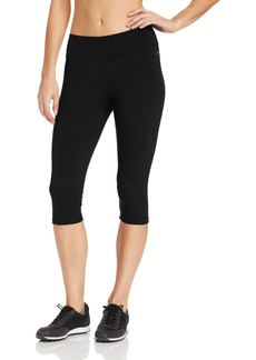 Jockey Women's Judo Legging with Wide Waistband  edium