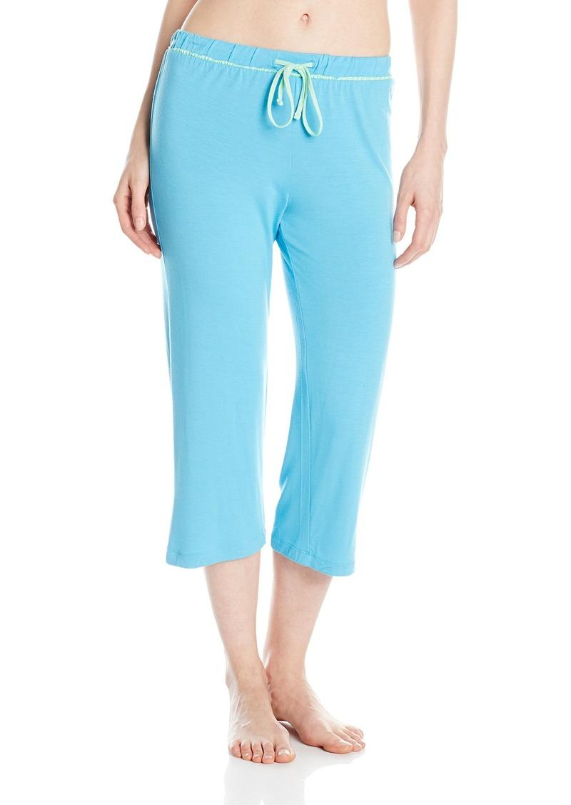 Jockey Women's Knit Capri Pant