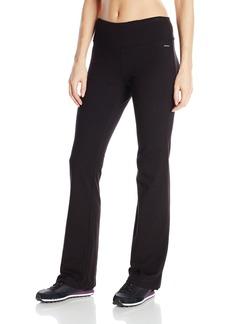 Jockey Women's Activewear Cotton Stretch Bootleg Pant  S