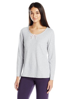 Jockey Women's Long Sleeve Top