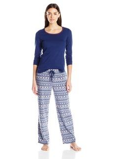 Jockey Women's Microfleece Pajama Set