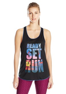 Jockey Women's Motivation Tank-Excuses Don't Burn Calories