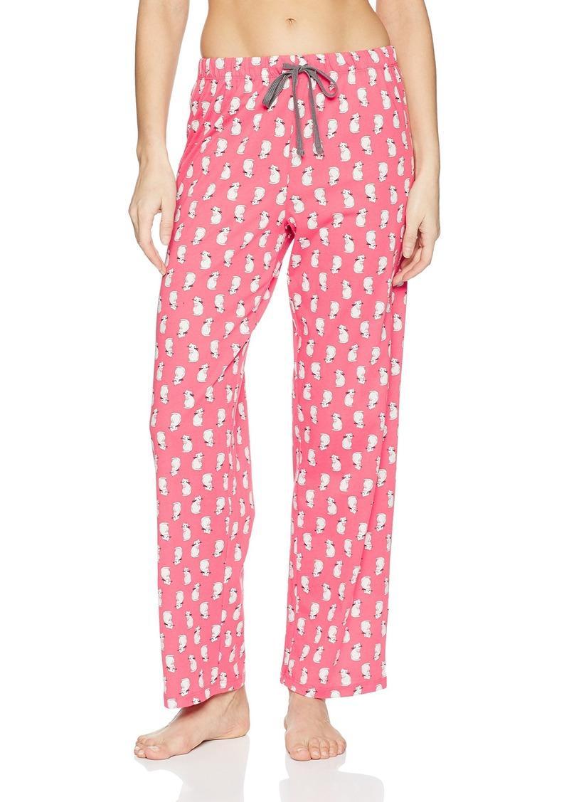 Jockey Women's Novelty Print Pant  XL
