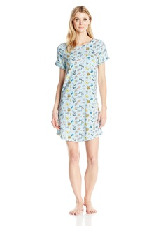 Jockey Women's Novelty Printed Sleepshirt  S