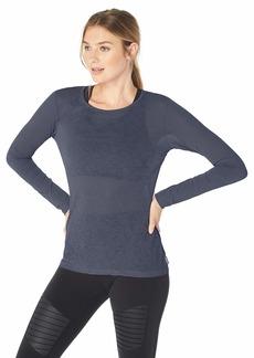 Jockey Women's Performance Long Sleeve Workout Top with Cutouts