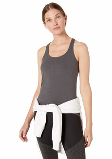 Jockey Women's Performance Racerback Tank Charcoal-020CH