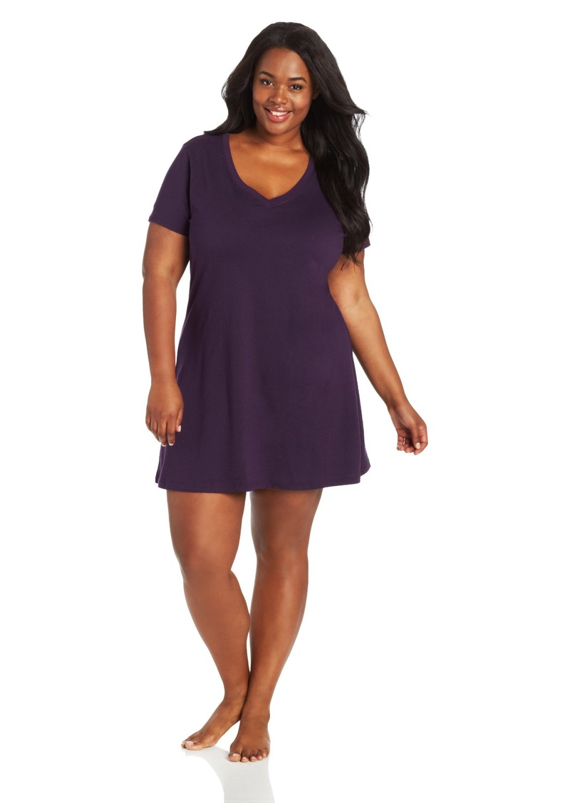 0715d218898 Women s Plus-Size Sleep Tee. Jockey.  27.00  17.99. from Amazon Fashion