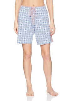 Jockey Women's Printed Bermuda Sleep Short  XL