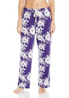 Jockey Women's Printed Long Pant