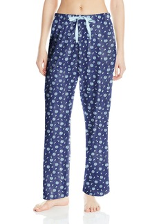 Jockey Women's Printed Long Pant  L