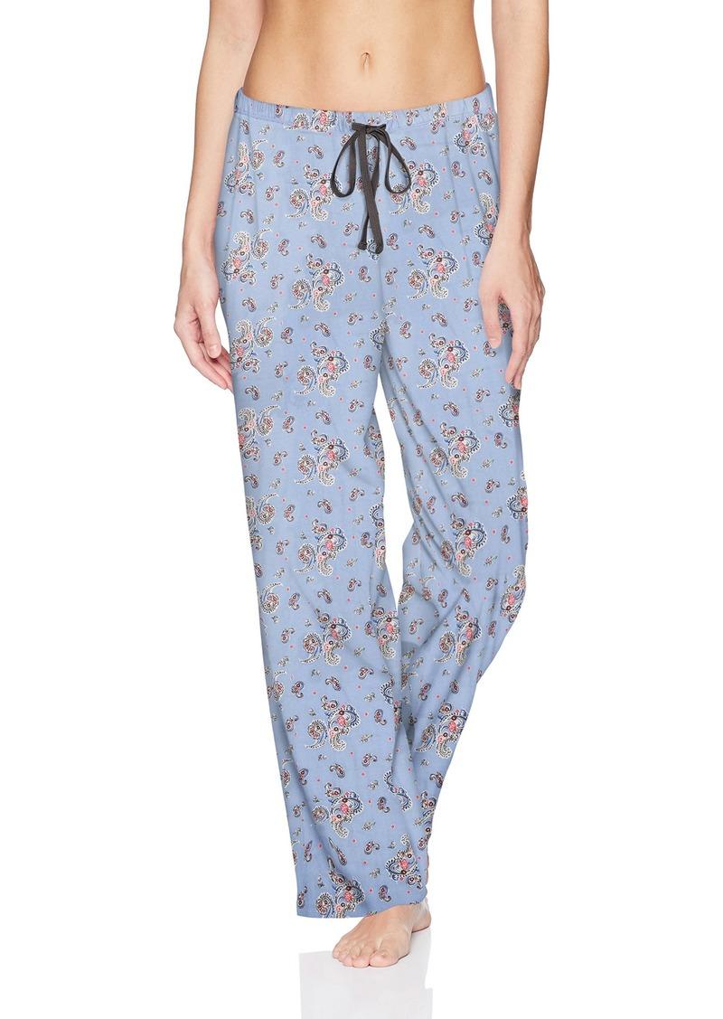 Jockey Women's Printed Long Pant paulina's Paisley XL