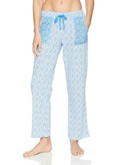 Jockey Women's Printed Pajama Pant  M