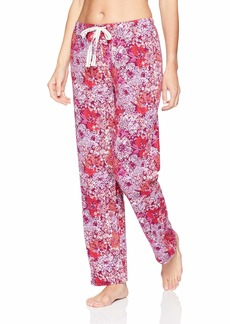 Jockey Women's Printed Pajama Pant  XL