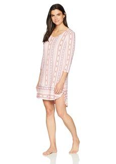 Jockey Women's Printed Sleepshirt  S