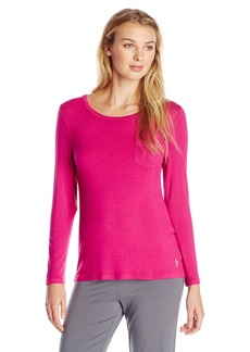 Jockey Women's Rayon Spandex Long Sleeved Top
