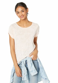 Jockey Women's Short Sleeve Flowy Side Slit Tee