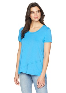 Jockey Women's Short Sleeve Pajama Top  XL