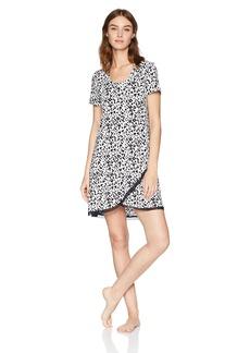 Jockey Women's Short Sleeve Sleepshirt  XL