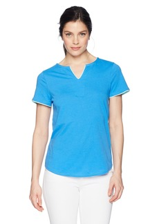 Jockey Women's Short Sleeve Tunic Top  XL