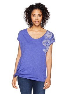 Jockey Women's Side Tie T-Shirt  M
