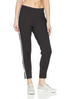 Jockey Women's Skinny Track Pant deep Black Extra Large