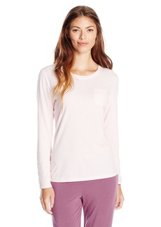 Jockey Women's Solid Long Sleeve Top