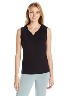 Jockey Women's Solid Tank Top  M