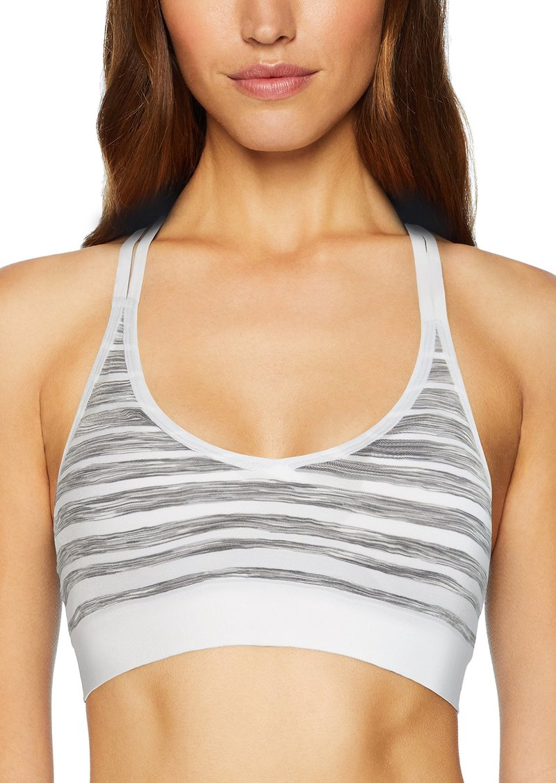 Jockey Women's Strappy Plunge Seamless Bra Bra