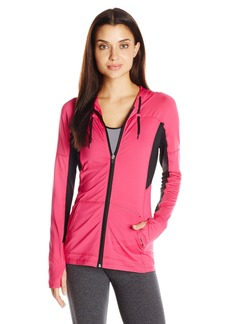 Jockey Women's Trainer Performance Hoodie  M