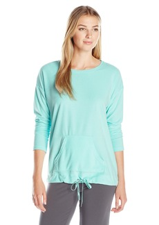 Jockey Women's Vintage Terry Long Sleeve Top