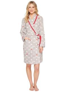 Jockey Microfleece Long Robe