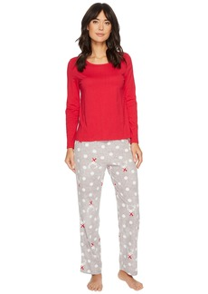 Jockey Microfleece Pajama Set