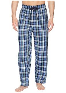 Jockey Plaid Poly/Rayon Sleep Pants