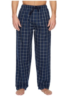 Jockey Poly-Rayon Yarn-Dye Woven Sleep Pants