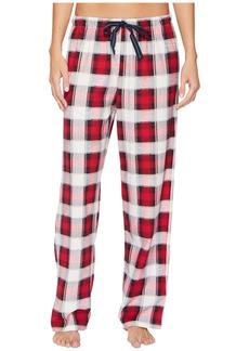 Jockey Printed Plaid Long Pants