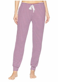 Jockey Striped Jogger Pajama Pants