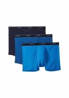 Jockey Tailored Essentials Staycool+ Boxer Brief 3-Pack