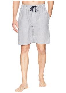Jockey Yarn-Dye Broadcloth Sleep Shorts