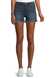 "Joe's Jeans 3.5"" Cutoff Denim Shorts"