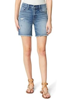 """Joe's Jeans 7"""" Bermuda Shorts in Anything But"""