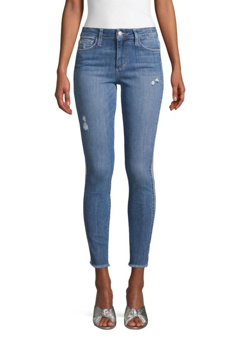 Joe's Jeans Afton Mid-Rise Skinny Jeans