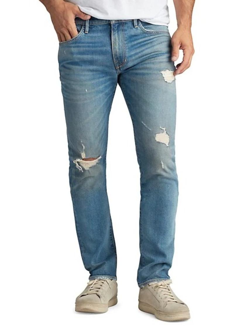 Joe's Jeans Asher Distressed Skinny Jeans