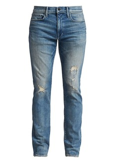 Joe's Jeans Asher Distressed Slim-Fit Jeans