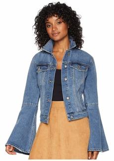 Joe's Jeans Bell Sleeve Jacket