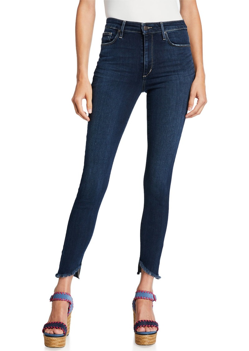Joe's Jeans Blondie Ankle High-Rise Skinny Jeans