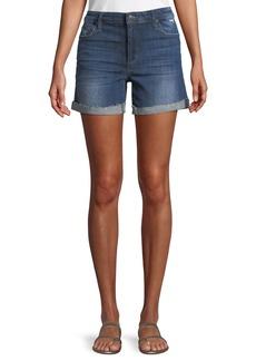 Joe's Jeans Boyfriend Jean Shorts