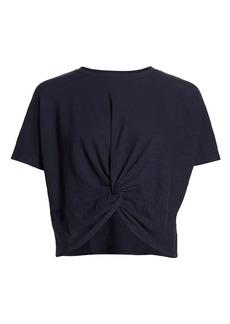 Joe's Jeans Brenna Twist-Front Top