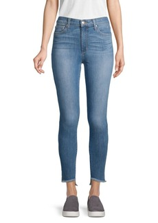 Joe's Jeans Brielle High-Rise Skinny Ankle Jeans